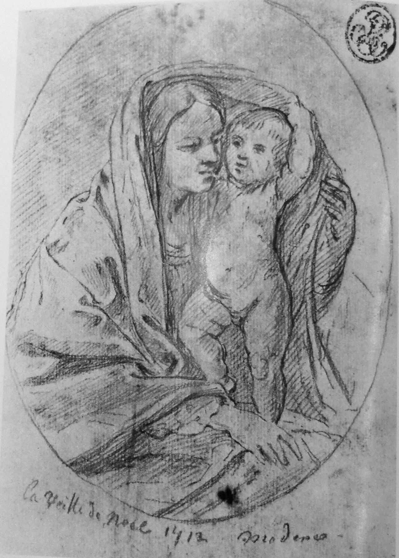 6 madonna and child